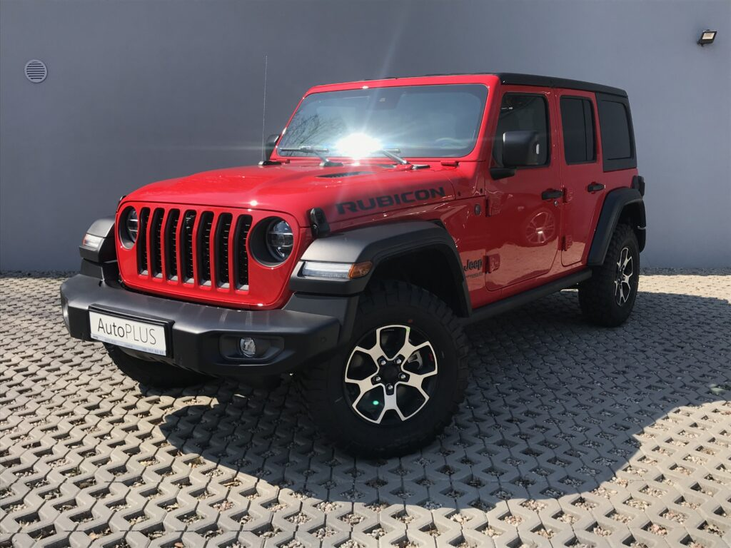 Jeep Wrangler Unlimited Rubicon GME 2.0 T 272 KM A8 4×4