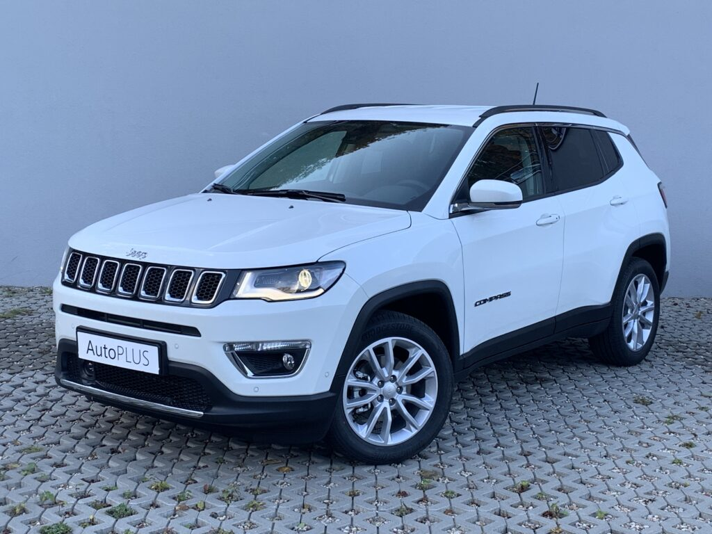 Jeep Compass Limited GSE T4 Turbo 150 KM DDCT