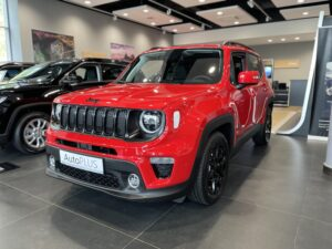 Jeep Renegade Limited GSE 1.3 Turbo T4 150 KM DDCT
