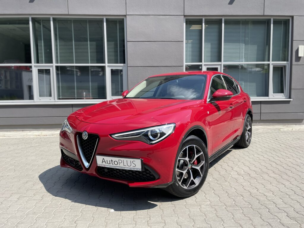 Alfa Romeo  STELVIO 2.0 280 KM AT Q4 TI
