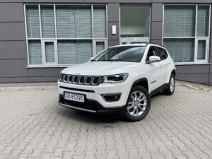 Jeep Compass Limited PHEV 1.3 190 KM AT6 4xe