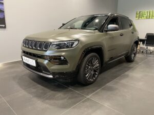 Jeep Compass 80th Anniversary GSE T4 Turbo 150 KM DDCT
